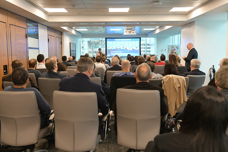 VANCOUVER – Intel's Maxine Fassberg spotlights what's behind Israel's celebrated high-tech innovation at CFHU/VIT event - Sept. 23, 2019