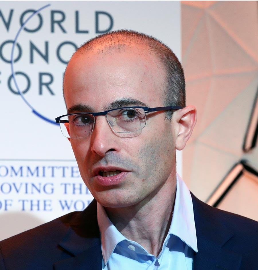 HU's Prof. Yuval Harari donates a million dollars to WHO after Trump halts US funds