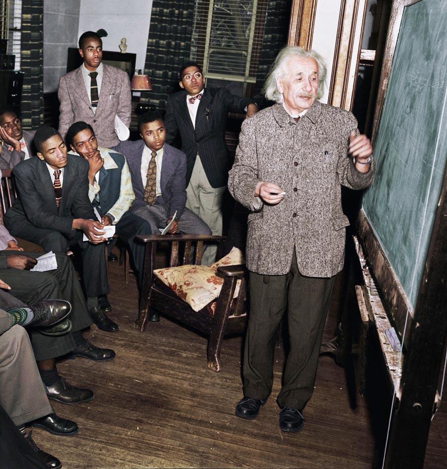 The little-known Einstein: An original anti-racism activist