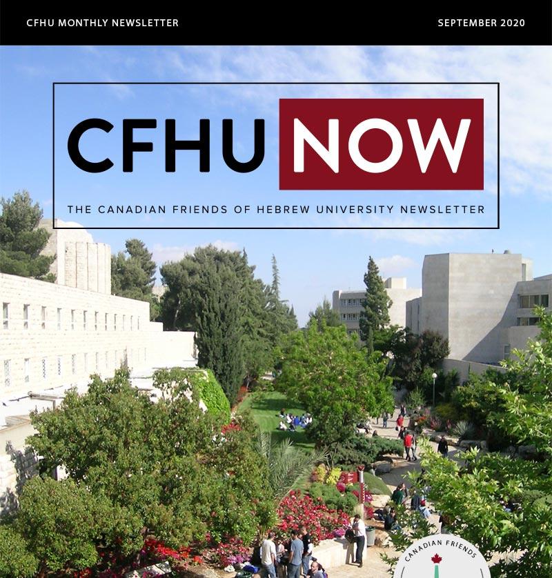 CFHU Now September 2020