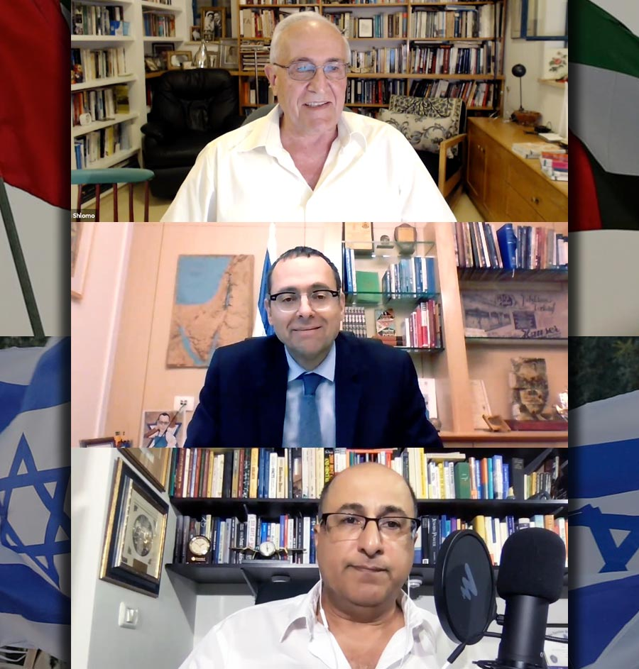 "MK tells CFHU webinar: Accord with UAE will help Israel go from ""start-up nation"" to ""impact nation"""